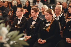 Rīgā norisinājās Baltijas labāko vīnziņu konkurss Vana Tallinn Grand Prix 2019, kurā par labākā vīnziņa un labākā jaunā vīnziņa titulu cīnījās pretend