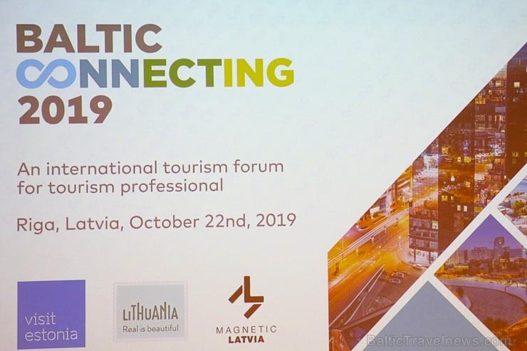 «Radisson Blu Latvija Conference & Spa Hotel» notiek no 21.10 līdz 24.10.2019 tūrisma profesionāļu pasākums «Baltic Connecting 2019» 268908