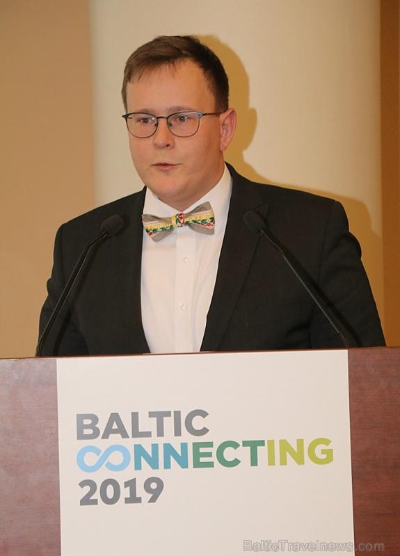 «Radisson Blu Latvija Conference & Spa Hotel» notiek no 21.10 līdz 24.10.2019 tūrisma profesionāļu pasākums «Baltic Connecting 2019» 268910