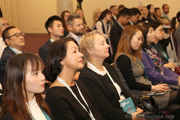 «Radisson Blu Latvija Conference & Spa Hotel» notiek no 21.10 līdz 24.10.2019 tūrisma profesionāļu pasākums «Baltic Connecting 2019» 268914