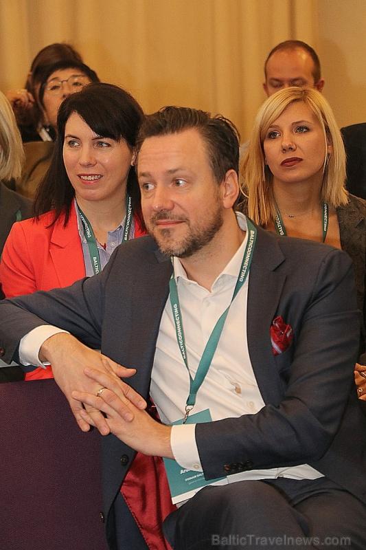 «Radisson Blu Latvija Conference & Spa Hotel» notiek no 21.10 līdz 24.10.2019 tūrisma profesionāļu pasākums «Baltic Connecting 2019» 268916