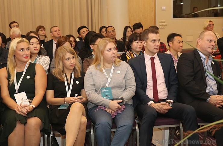 «Radisson Blu Latvija Conference & Spa Hotel» notiek no 21.10 līdz 24.10.2019 tūrisma profesionāļu pasākums «Baltic Connecting 2019» 268920