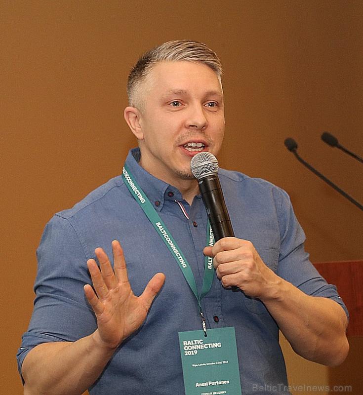 «Radisson Blu Latvija Conference & Spa Hotel» notiek no 21.10 līdz 24.10.2019 tūrisma profesionāļu pasākums «Baltic Connecting 2019» 268922