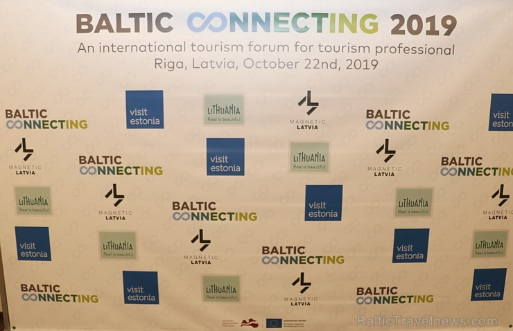 «Radisson Blu Latvija Conference & Spa Hotel» notiek no 21.10 līdz 24.10.2019 tūrisma profesionāļu pasākums «Baltic Connecting 2019» 268927