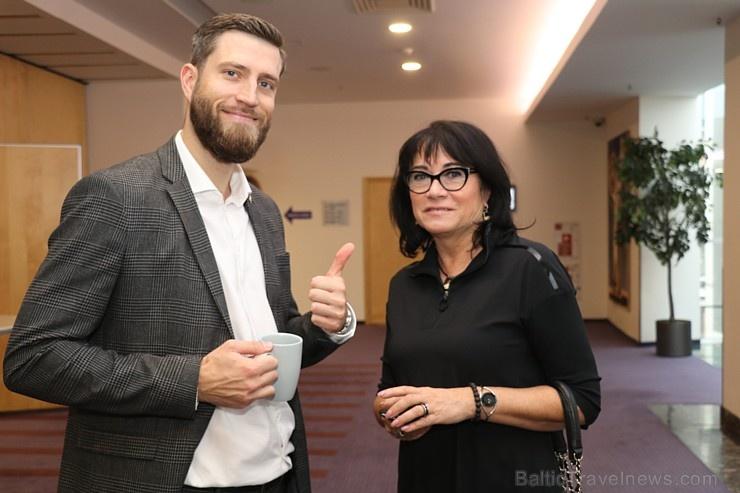 «Radisson Blu Latvija Conference & Spa Hotel» notiek no 21.10 līdz 24.10.2019 tūrisma profesionāļu pasākums «Baltic Connecting 2019» 268930
