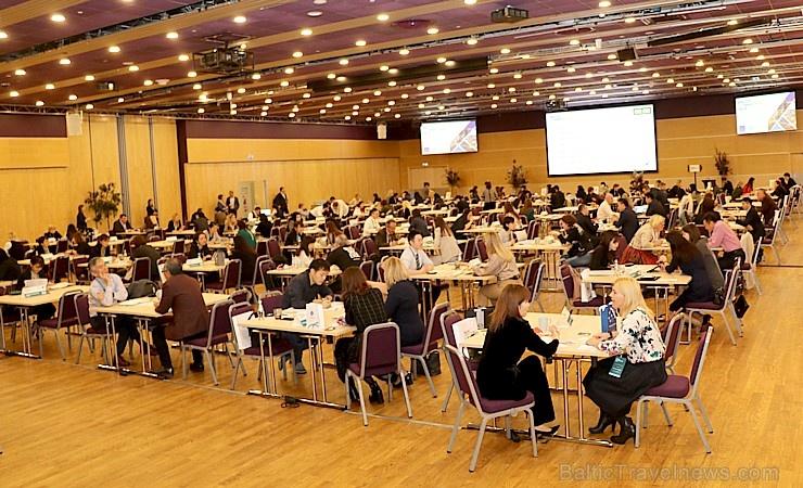 «Radisson Blu Latvija Conference & Spa Hotel» notiek no 21.10 līdz 24.10.2019 tūrisma profesionāļu pasākums «Baltic Connecting 2019» 268934