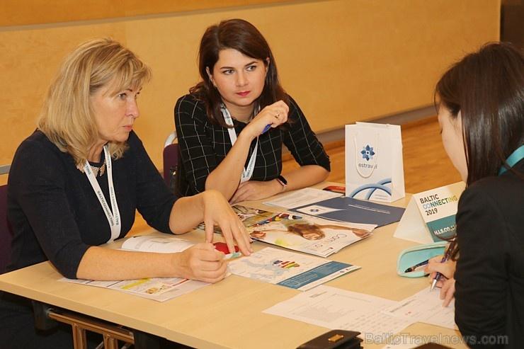 «Radisson Blu Latvija Conference & Spa Hotel» notiek no 21.10 līdz 24.10.2019 tūrisma profesionāļu pasākums «Baltic Connecting 2019» 268935