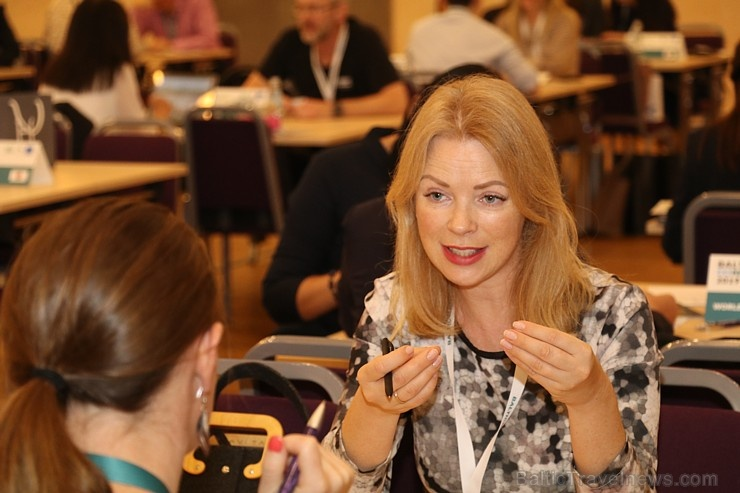 «Radisson Blu Latvija Conference & Spa Hotel» notiek no 21.10 līdz 24.10.2019 tūrisma profesionāļu pasākums «Baltic Connecting 2019» 268936