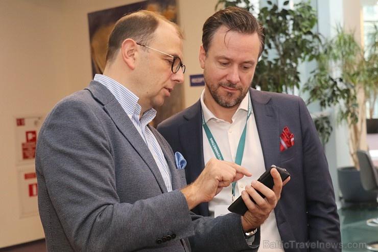 «Radisson Blu Latvija Conference & Spa Hotel» notiek no 21.10 līdz 24.10.2019 tūrisma profesionāļu pasākums «Baltic Connecting 2019» 268942