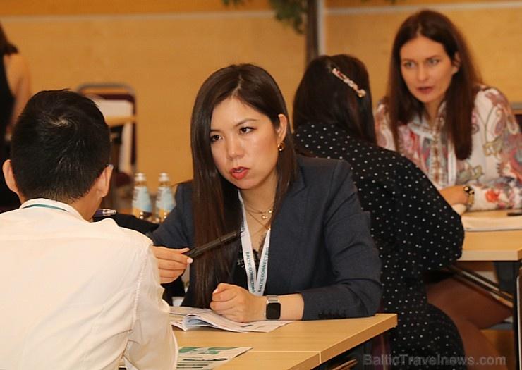 «Radisson Blu Latvija Conference & Spa Hotel» notiek no 21.10 līdz 24.10.2019 tūrisma profesionāļu pasākums «Baltic Connecting 2019» 268947