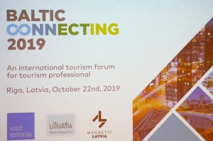 «Radisson Blu Latvija Conference & Spa Hotel» notiek tūrisma profesionāļu «Baltic Connecting 2019» - Foto
