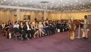 «Radisson Blu Latvija Conference & Spa Hotel» notiek no 21.10 līdz 24.10.2019 tūrisma profesionāļu pasākums «Baltic Connecting 2019» 2