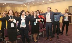 «Radisson Blu Latvija Conference & Spa Hotel» notiek no 21.10 līdz 24.10.2019 tūrisma profesionāļu pasākums «Baltic Connecting 2019» 14