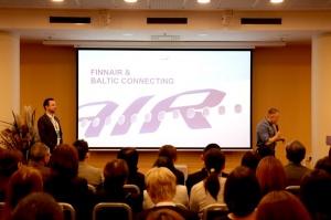 «Radisson Blu Latvija Conference & Spa Hotel» notiek no 21.10 līdz 24.10.2019 tūrisma profesionāļu pasākums «Baltic Connecting 2019» 16