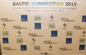 «Radisson Blu Latvija Conference & Spa Hotel» notiek no 21.10 līdz 24.10.2019 tūrisma profesionāļu pasākums «Baltic Connecting 2019» 20