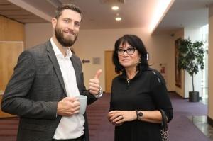 «Radisson Blu Latvija Conference & Spa Hotel» notiek no 21.10 līdz 24.10.2019 tūrisma profesionāļu pasākums «Baltic Connecting 2019» 23