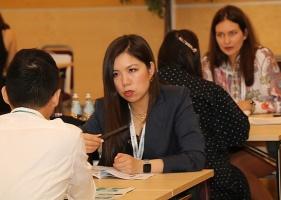 «Radisson Blu Latvija Conference & Spa Hotel» notiek no 21.10 līdz 24.10.2019 tūrisma profesionāļu pasākums «Baltic Connecting 2019» 40