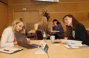 «Radisson Blu Latvija Conference & Spa Hotel» notiek no 21.10 līdz 24.10.2019 tūrisma profesionāļu pasākums «Baltic Connecting 2019» 46