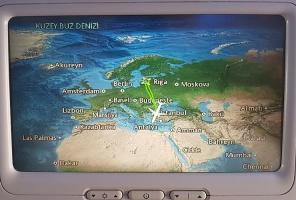 Travelnews.lv ar lidsabiedrību «Turkish Airlines» lido Rīga - Stambula - Dubaija 6