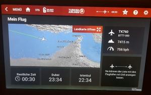 Travelnews.lv ar lidsabiedrību «Turkish Airlines» lido Rīga - Stambula - Dubaija 11