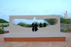 Travelnews.lv apmeklē plēsējputnu centru «Kalba Bird of Prey Centre» Šārdžas emirātā. Atbalsta: VisitSharjah.com un Novatours.lv 1
