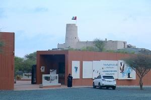 Travelnews.lv apmeklē plēsējputnu centru «Kalba Bird of Prey Centre» Šārdžas emirātā. Atbalsta: VisitSharjah.com un Novatours.lv 3