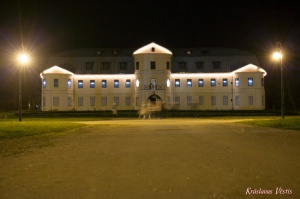 Krāslavas grāfu Plāteru pils kompleksā izbauda Leģendu nakti 40