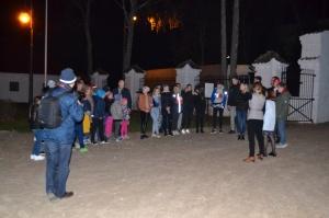 Krāslavas grāfu Plāteru pils kompleksā izbauda Leģendu nakti 46