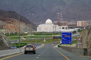 Travelnews.lv piedāvā fotomirkļus no ceļojuma autobusa loga Šārdžas emirātos. Atbalsta: VisitSharjah.com un Novatours.lv 4
