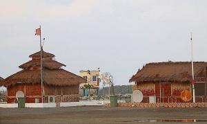 Travelnews.lv piedāvā fotomirkļus no ceļojuma autobusa loga Šārdžas emirātos. Atbalsta: VisitSharjah.com un Novatours.lv 16