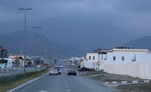 Travelnews.lv piedāvā fotomirkļus no ceļojuma autobusa loga Šārdžas emirātos. Atbalsta: VisitSharjah.com un Novatours.lv 61