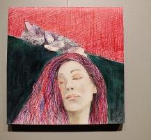 Viesnīcā «Grand Poet by Semarah Hotels» jaunā māksliniece Kristīne Rublovska atklāj personālizstādi 9