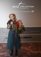 Viesnīcā «Grand Poet by Semarah Hotels» jaunā māksliniece Kristīne Rublovska atklāj personālizstādi 26