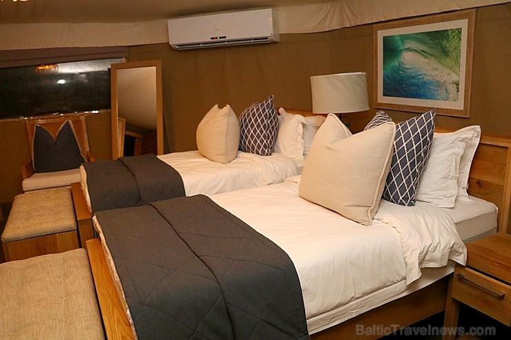 Travelnews.lv ar nakšņojumu iepazīst burvīgu vietu uz salas «Kingfisher Lodge». Atbalsta: VisitSharjah.com un Novatours.lv