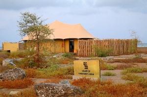 Travelnews.lv ar nakšņojumu iepazīst burvīgu vietu uz salas «Kingfisher Lodge». Atbalsta: VisitSharjah.com un Novatours.lv 4