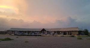 Travelnews.lv ar nakšņojumu iepazīst burvīgu vietu uz salas «Kingfisher Lodge». Atbalsta: VisitSharjah.com un Novatours.lv 9