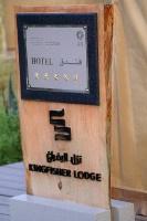 Travelnews.lv ar nakšņojumu iepazīst burvīgu vietu uz salas «Kingfisher Lodge». Atbalsta: VisitSharjah.com un Novatours.lv 11