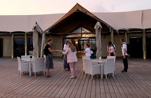 Travelnews.lv ar nakšņojumu iepazīst burvīgu vietu uz salas «Kingfisher Lodge». Atbalsta: VisitSharjah.com un Novatours.lv 13
