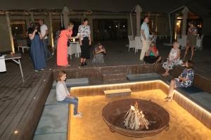 Travelnews.lv ar nakšņojumu iepazīst burvīgu vietu uz salas «Kingfisher Lodge». Atbalsta: VisitSharjah.com un Novatours.lv 20