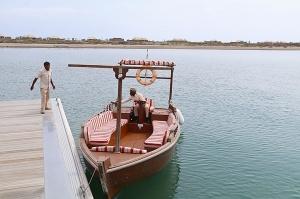 Travelnews.lv ar nakšņojumu iepazīst burvīgu vietu uz salas «Kingfisher Lodge». Atbalsta: VisitSharjah.com un Novatours.lv 74