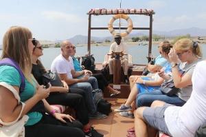 Travelnews.lv ar nakšņojumu iepazīst burvīgu vietu uz salas «Kingfisher Lodge». Atbalsta: VisitSharjah.com un Novatours.lv 76