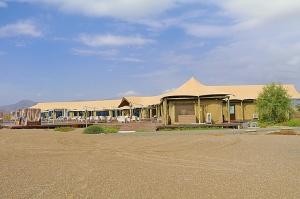 Travelnews.lv izbauda 5 zvaigžņu viesnīcas «Kingfisher Lodge» vakariņas un brokastis. Atbalsta: VisitSharjah.com un Novatours.lv 1