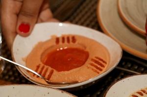 Travelnews.lv izbauda 5 zvaigžņu viesnīcas «Kingfisher Lodge» vakariņas un brokastis. Atbalsta: VisitSharjah.com un Novatours.lv 17