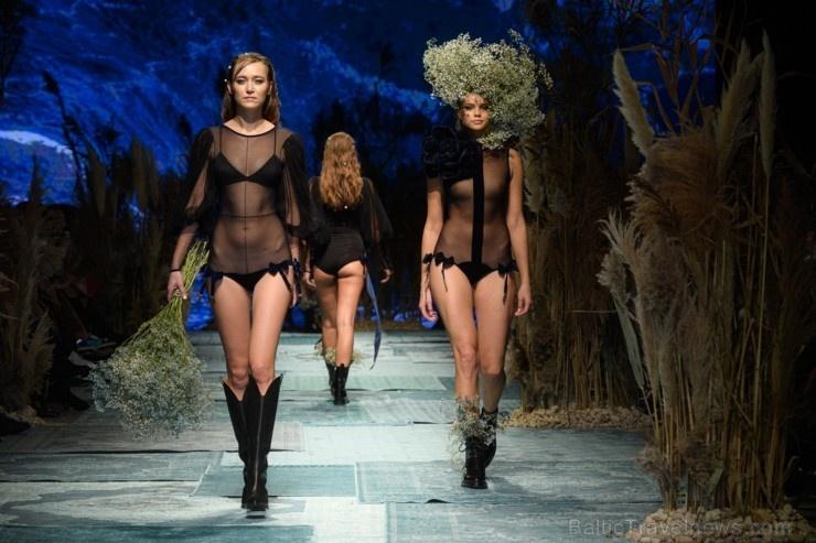 Rīgas modes nedēļa pulcē interesentus no visas pas