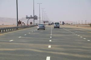 Travelnews.lv iepazīst Šārdžas emirāta lieliskos lielceļus ar 120 km/h. Atbalsta: VisitSharjah.com un Novatours.lv 28