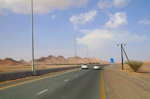 Travelnews.lv iepazīst Šārdžas emirāta lieliskos lielceļus ar 120 km/h. Atbalsta: VisitSharjah.com un Novatours.lv 42
