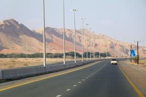 Travelnews.lv iepazīst Šārdžas emirāta lieliskos lielceļus ar 120 km/h. Atbalsta: VisitSharjah.com un Novatours.lv 43