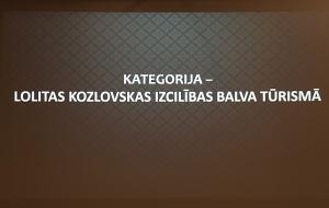 Iepazīsti «Latgales tūrisma gada balva 2019» uzvarētājus, kurus sveica 8.11.2019 Latgales tūrisma konferencē, Krāslavā 31