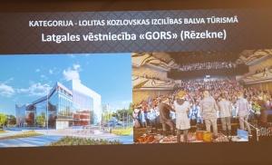 Iepazīsti «Latgales tūrisma gada balva 2019» uzvarētājus, kurus sveica 8.11.2019 Latgales tūrisma konferencē, Krāslavā 33