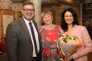 Iepazīsti «Latgales tūrisma gada balva 2019» uzvarētājus, kurus sveica 8.11.2019 Latgales tūrisma konferencē, Krāslavā 37